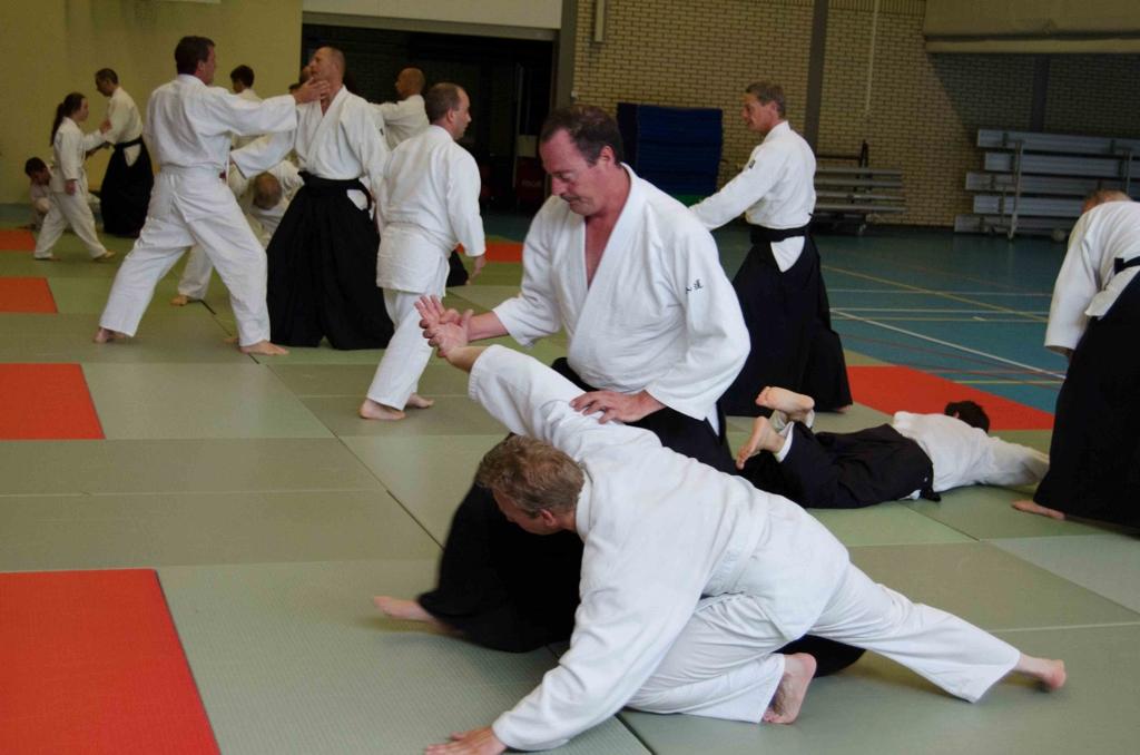Aikido Centrum Rotterdam Examendag 2014