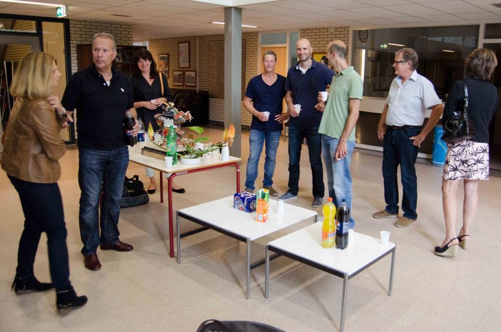 Aikido Centrum Rotterdam Examendag 2014 | drankje achteraf