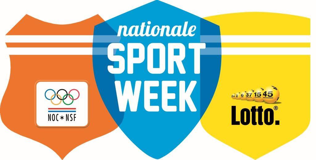 Logo Nationale Sportweek NOC*NSF
